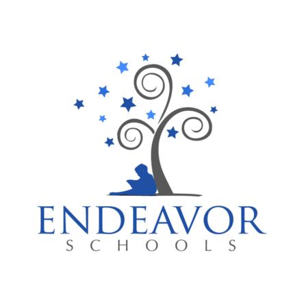 endeavor school logo